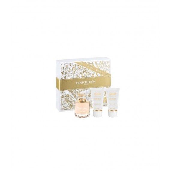 Boucheron Quatre Eau de Parfum 100ml + Body Lotion 2x100ml