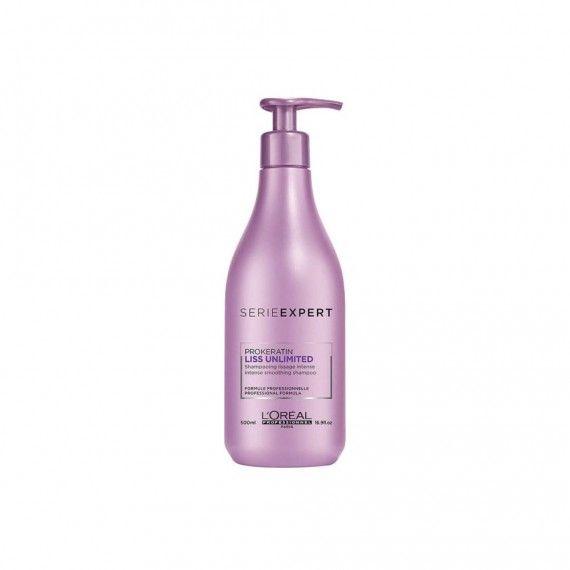 L'Oréal Paris Professionnel Serie Expert Prokeratin Liss Unlimited - Shampoo Suavizante Intenso