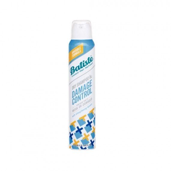 Batiste Shampoo Seco Damage Control - Shampoo Seco para Cabelos Fracos ou Danificados