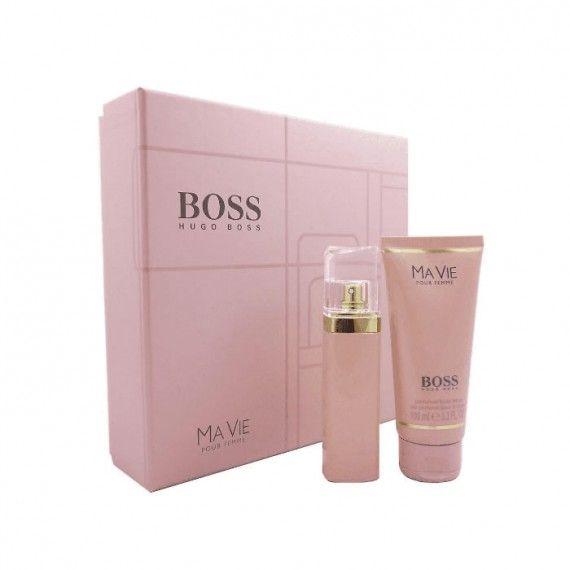 Hugo Boss Boss Ma Vie pour Femme Coffret Eau de Parfum 50ml + Body Lotion 100ml