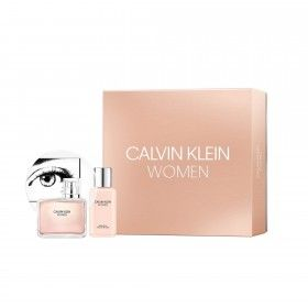 Calvin Klein Women Eau de Parfum 100ml + Body Lotion 100ml