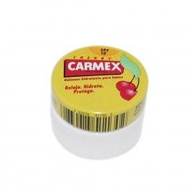 Carmex Bálsamo Labial de Cereja em Boião - Batom Cieiro Bálsamo