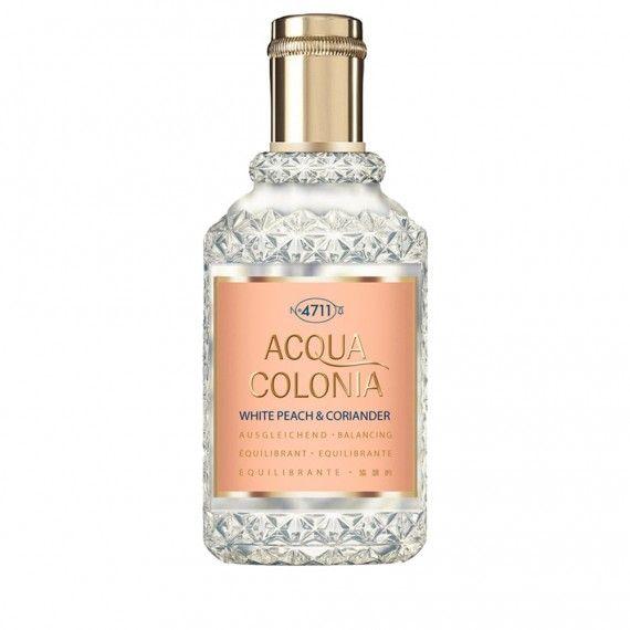 4711 Acqua Colonia Balancing White Peach & Coriander Eau de Cologne