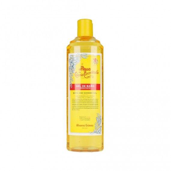 Alvarez Gómez Água de Colónia Concentrada - Gel de Banho Hidratante