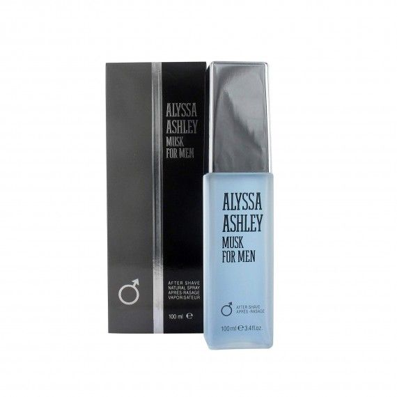 Alyssa Ashley Musk for Men - After Shave