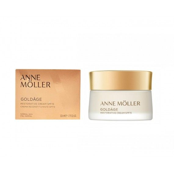 Anne Möller Goldâge - Creme Facial Regenerador SPF15