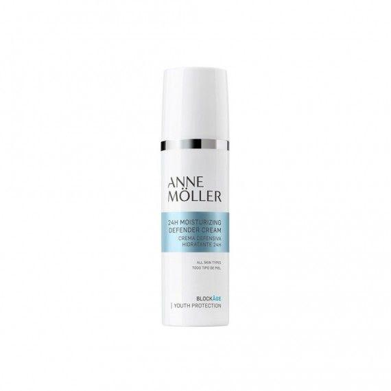 Anne Möller Blockâge 24H Moisturizing Defender Cream - Creme Facial Hidratante 24H