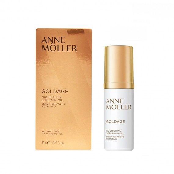 Anne Möller Goldâge Nourishing Serum-In-Oil - Sérum Facial Nutritivo
