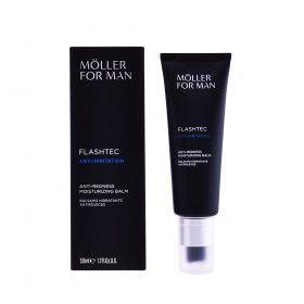 Anne Möller For Man Flashtec Anti-Irritation - Bálsamo Facial Hidratante Anti-Vermelhidão