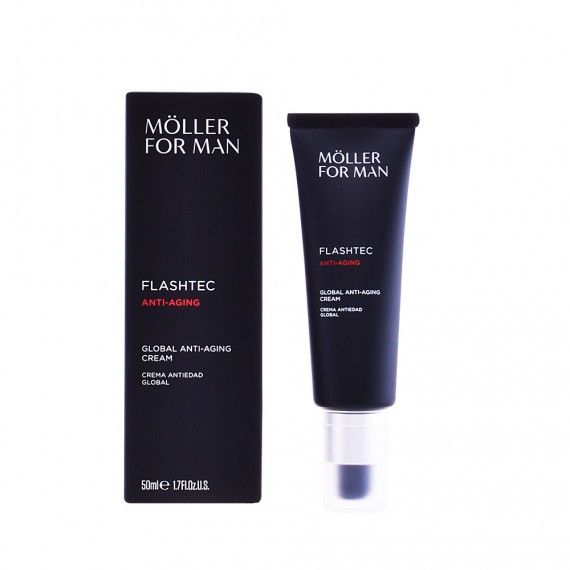 Anne Möller For Man Flashtec Global Anti-Aging - Creme Facial Anti-idade