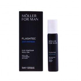 Anne Möller For Man Flashtec Anti-Fatigue - Contorno de Olhos Roll-On