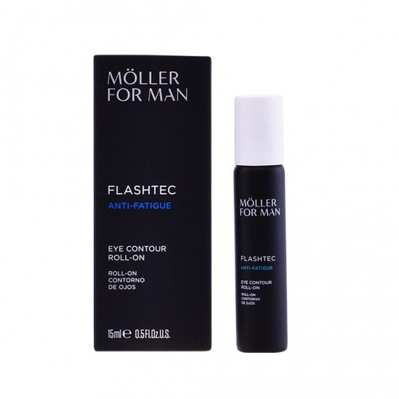 Anne Möller For Man Flashtec Anti-Fatigue - Contorno de Olhos Roll-On