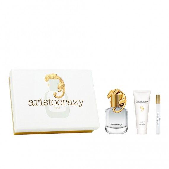 Aristocrazy Brave Coffret Eau de Toilette 80ml + Body Lotion 75ml + Mini Eau de Toilette 10ml