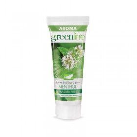 Aroma Green Line Menthol - Creme Suavizante para os Pés