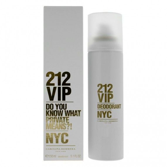 Carolina Herrera 212 VIP Deo Spray