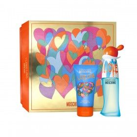Moschino Cheap & Chic I Love Love Coffret Eau de Toilette 30ml + Body Lotion 50ml