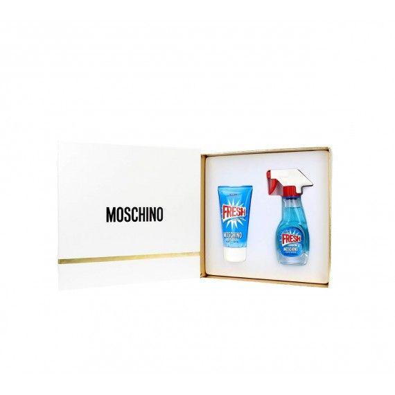 Moschino Fresh Couture Coffret Eau de Toilette 30ml + Body Lotion 50ml
