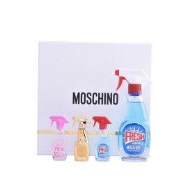 Moschino Fresh Couture Coffret Eau de Toilette 50ml + 3 Mini Eau de Toilette 5ml (Fresh Couture + Pi