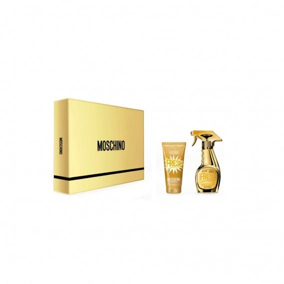 Moschino Gold Fresh Couture Coffret Eau de Toilette 30ml + Body Lotion 50ml