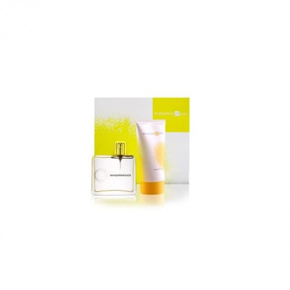 Mandarina Duck Eau de Toilette 100ml + Shower Gel 150ml