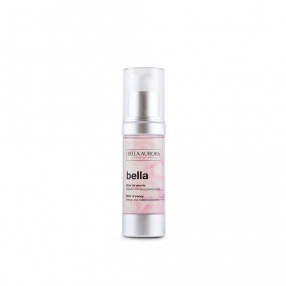 Bella Aurora Bella Elixir de Peonía - Impulsionador de Energia e Luminosidade Facial