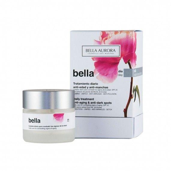 Bella Aurora Bella Tratamento Diário Anti-Idade e Anti-Manchas - Creme Facial de Dia