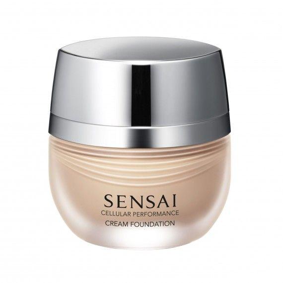 Sensai Cellular Performance Cream Foundation SPF15 - Base líquida