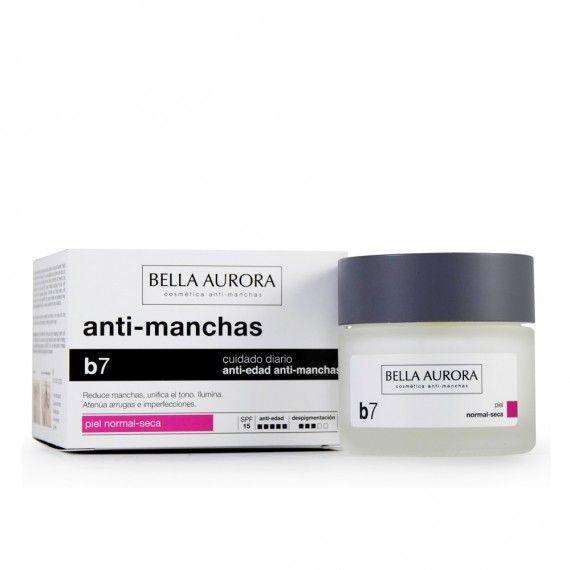 Bella Aurora B7 Regenerador - Creme Facial Anti-Manchas e Anti-Idade