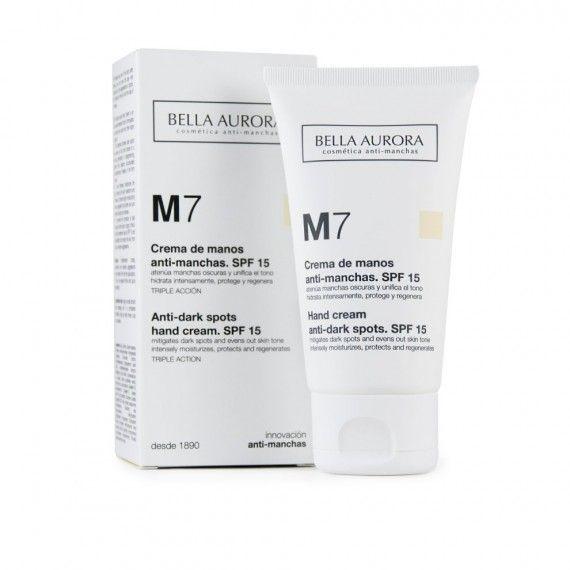 Bella Aurora M7 - Creme de Mãos Anti-Manchas SPF15