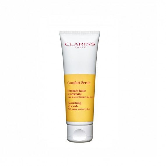Clarins Comfort Scrub - Esfoliante Nutririvo em Óleo para o Rosto
