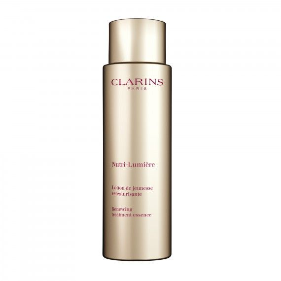 Clarins Nutri-Lumière Renewing Treatment Essence - Loção Renovadora e Rejuvenescedora Facial