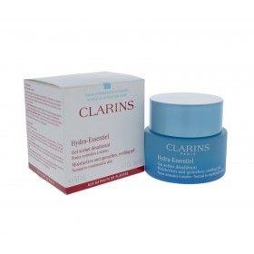 Clarins Hydra-Essentiel Gel Sorbet Désaltérant - Gel-Creme Refrescante para Peles Normais a Mistas