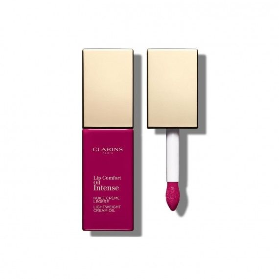 Clarins Lip Comfort Oil Intense - Batom Hidratante com Brilho