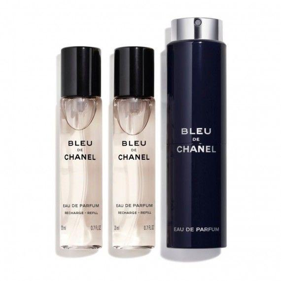 Chanel Coffret Bleu de Chanel Eau de Parfum 3 x 20ml