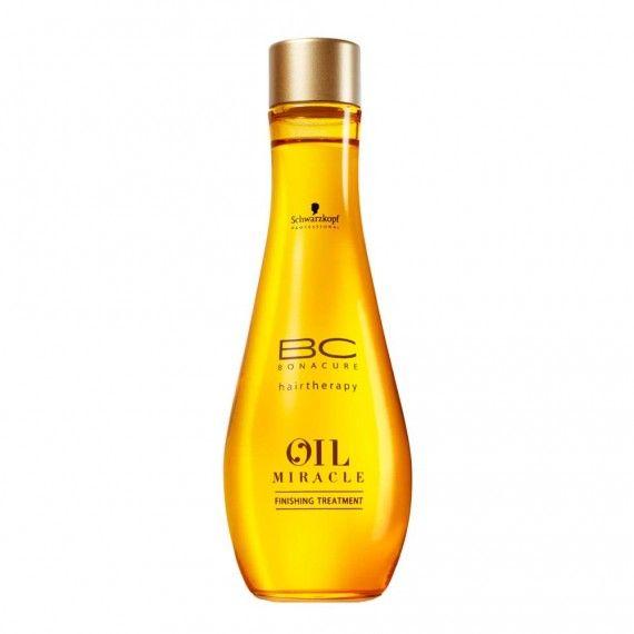 Schwarzkopf Professional Bonacure Hairtherapy Oil Miracle - Óleo para Pentear para Tratamento Final