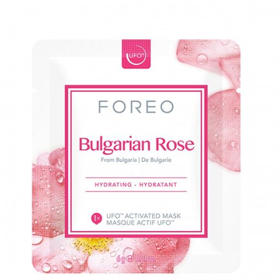Foreo UFO Máscara Bulgarian Rose