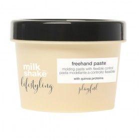 Milk_Shake Lifestyling Freehand Paste - Pasta Modeladora com Controlo Flexível
