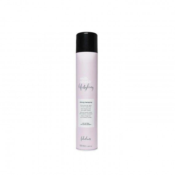 Milk_Shake Lifestyling Strong Hairspray - Spray de Fixação Forte para Cabelos Pintados