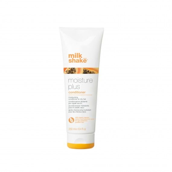Milk_Shake Moisture Plus Conditioner - Condicionador Hidratante para Cabelos Secos