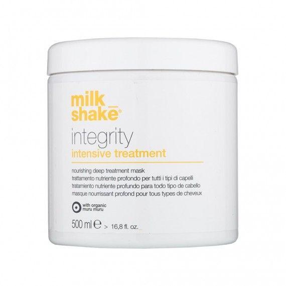 Milk_Shake Integrity Intensive Treatment - Máscara de Tratamento Nutritivo Profundo para Todos os Ti