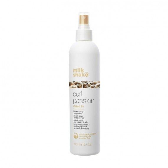 Milk_Shake Curl Passion Leave In - Spray de Tratamento para Cabelos Encaracolados