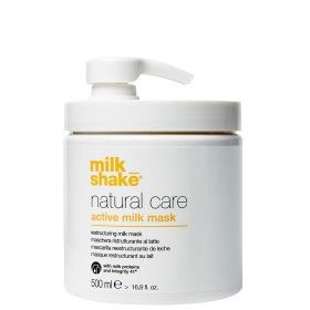 Milk_Shake Natural Care Active Milk Mask - Máscara Capilar Reestruturante de Leite