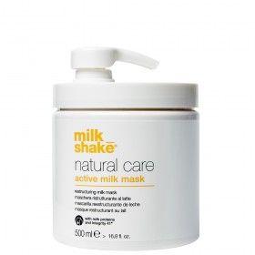 Milk_Shake Natural Care Active Milk Mask - Máscara Capilar Reestruturante de Leite