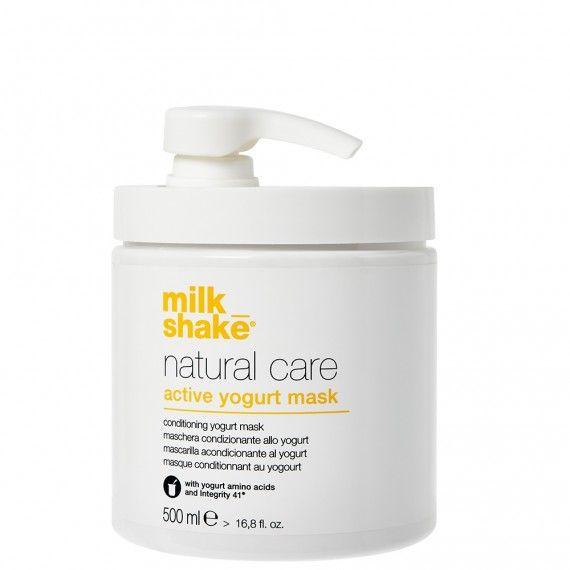 Milk_Shake Natural Care Active Yogurt Mask - Máscara Capilar Condicionadora de Iogurte