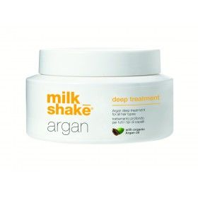 Milk_Shake Argan Deep Treatment - Fórmula Nutritiva para Tratamento Capilar Intensivo
