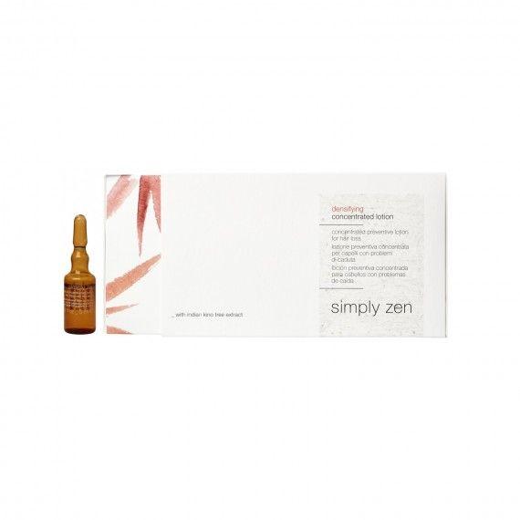 Simply Zen Densifying Concentrated Lotion - Loção Concentrada para Prevenção da Queda de Cabelo 8x5m