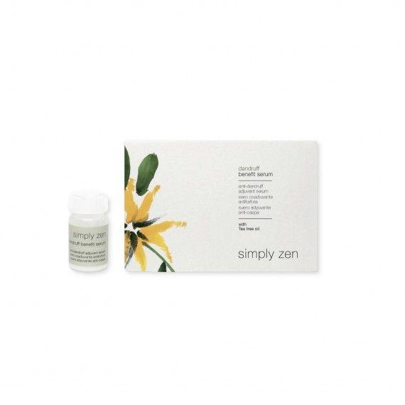 Simply Zen Dandruff Benefit Serum - Sérum Auxiliar Anti-Caspa 12x5ml