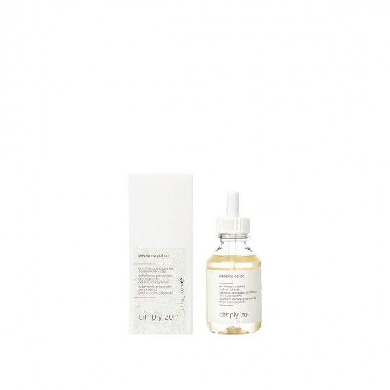 Simply Zen Preparing Potion - Pré-Shampoo para Preparação do Couro Cabeludo