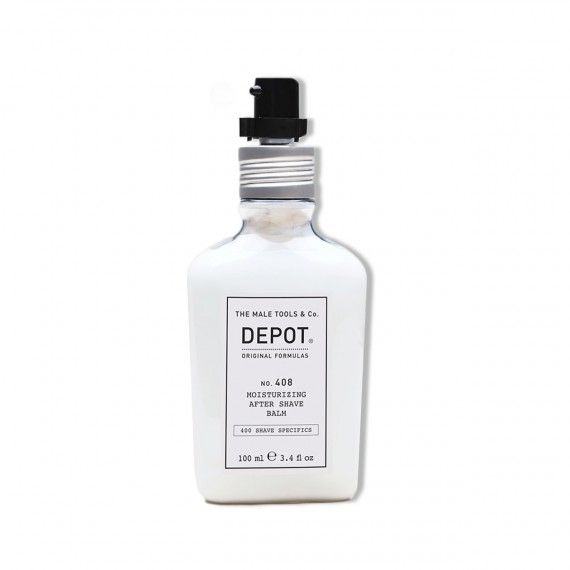 Depot Nº408 Moisturizing After Shave Balm - After Shave Bálsamo Hidratante
