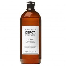 Depot Nº101 Normalizing Daily Shampoo - Shampoo para Cabelos Normais para Uso Diário